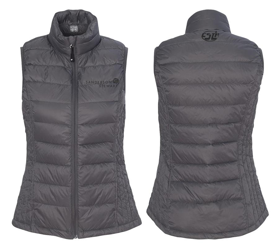 cd2669de3 Weatherproof - 32 Degrees Women's Packable Down Vest