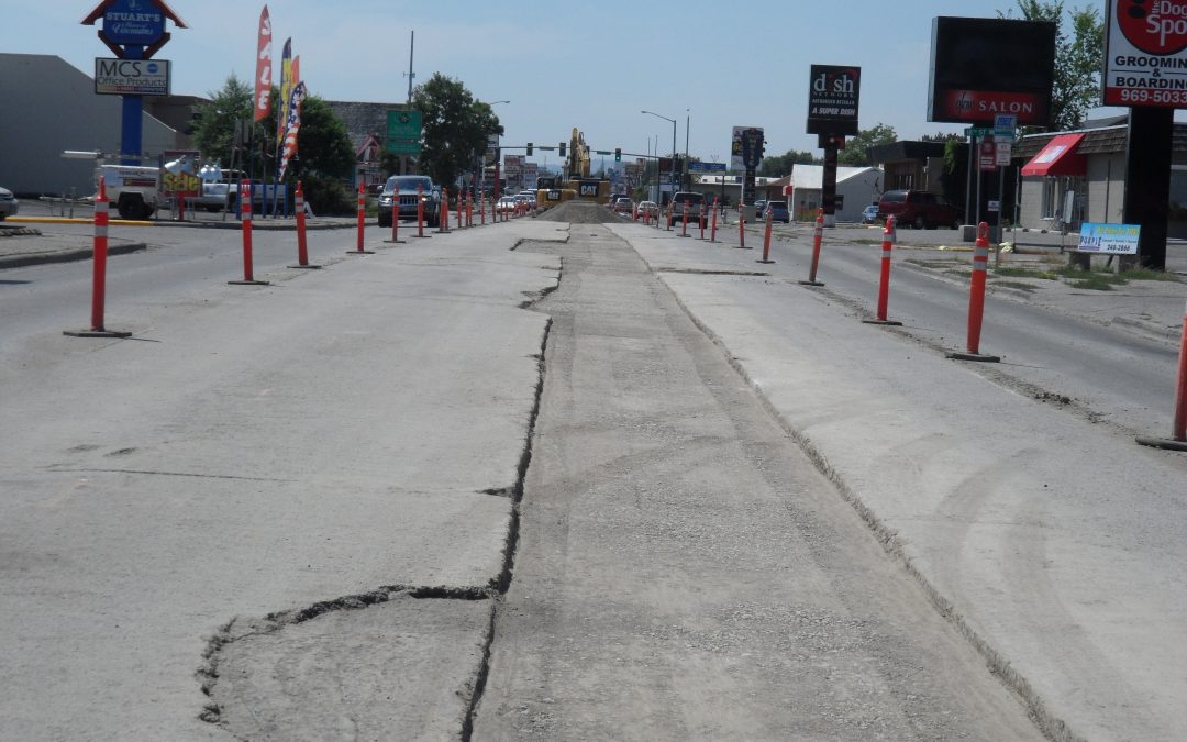 City of Billings W.O. 14-01, Grand Avenue