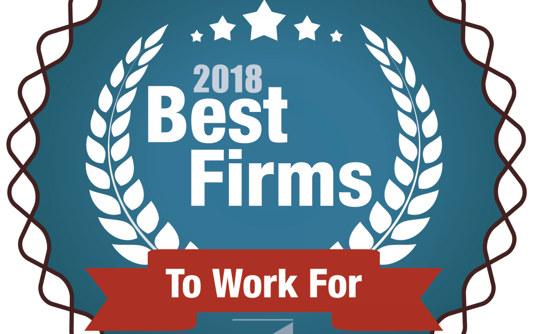SANDERSON STEWART NAMED ONE OF ZWEIG GROUP'S 2018 BEST FIRMS TO WORK FOR!