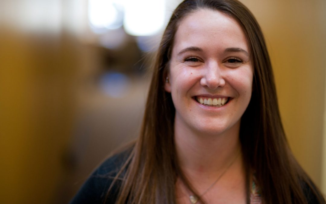SARAH PLATH, PE PROMOTED TO PROJECT ENGINEER