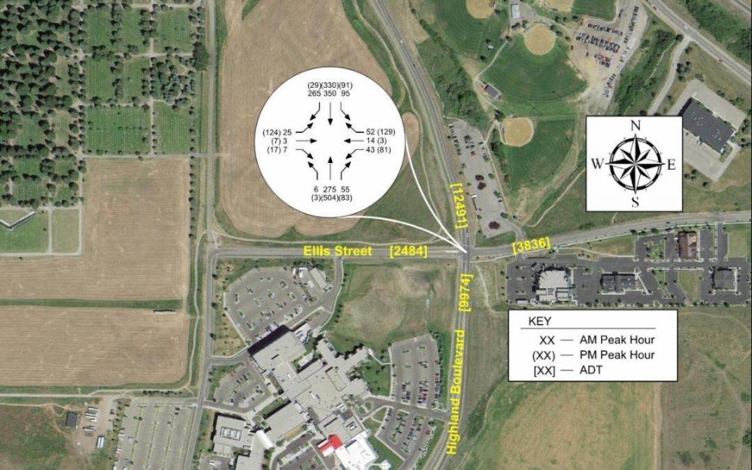 Highland Boulevard & Ellis Street Intersection Improvements