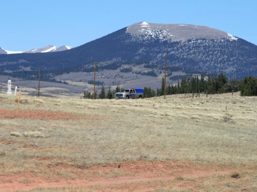 Mustang Ridge