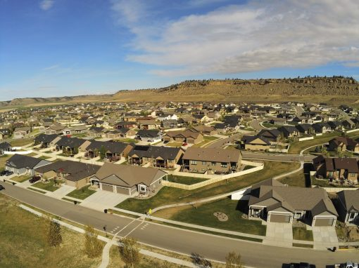 Copper Ridge Subdivision
