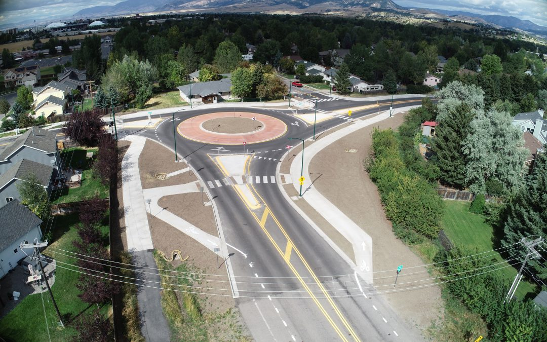 South 3rd Avenue & Graf Street Intersection Improvements