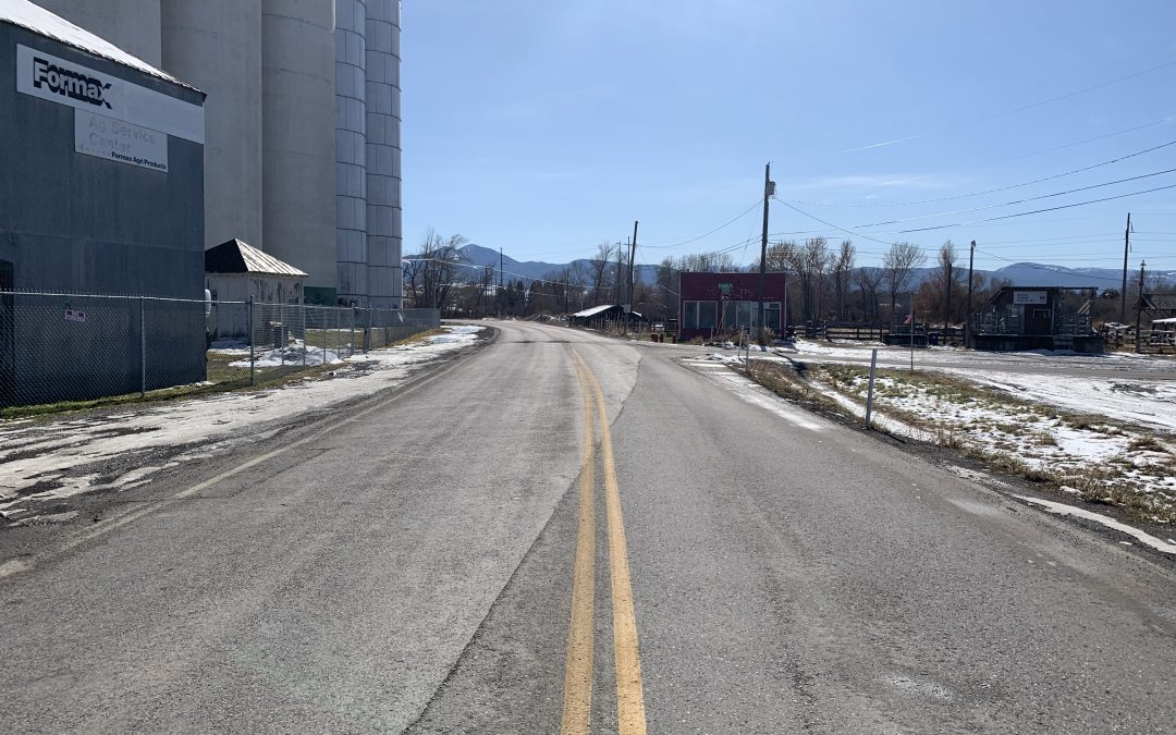 Story Mill Road Reconstruction